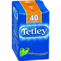 Tetley Te 40 sobres 125g