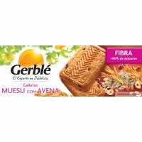 Gerblé Galetes muesli sense sucre 290g
