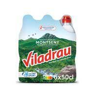 Viladrau Agua botella tapón sport 6x50cl