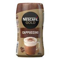 Nescafé Cappuccino Cafè soluble natural pot 250g