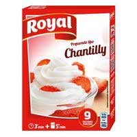 Royal Chantilly 72g