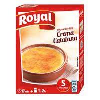Royal Crema catalana 120g