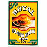 Royal Gelatina neutre 20g