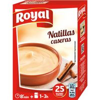 Royal Natillas caseras 100g