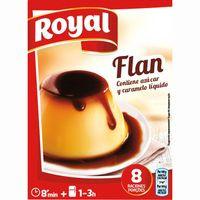 Royal Flan 8 raciones