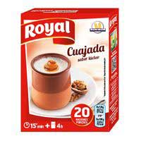 Royal Quallada 4 sobres 48g