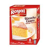 Royal Bizcocho 375g