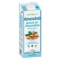 Bebida de almendra ALMENDROLA, brik 1 litro