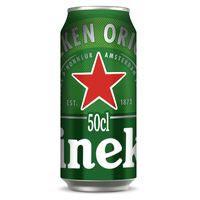 Heineken Cerveza lata 50cl