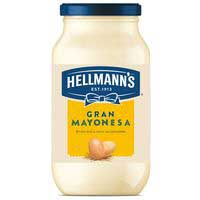 Hellmann's Mayonesa frasco 450ml