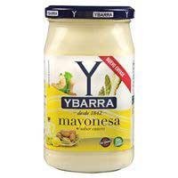 Ybarra Maionesa flascó 450ml