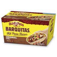 Old El Paso Kit barquetas 345g
