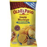 Nachips original OLD EL PASO, borsa 185 g