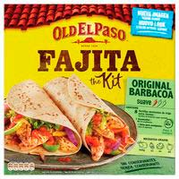 Old El Paso Fajita dinner kit 505g