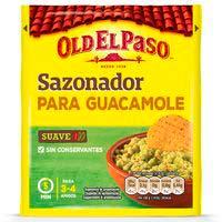 Old El Paso Guacamole seasoning 20g