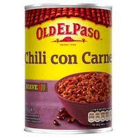 Old el Paso Chili amb carn 418g