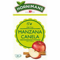 Hornimans Canela i poma 20 sobres