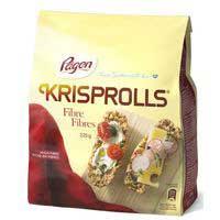 Krisprolls Pa Suec cereals i fibra 225g