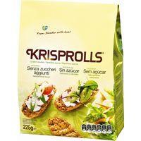 Krisprolls Pa Suec sense sucre 200g