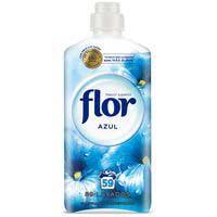 Flor Suavizante concentrado Azul 50 lavados