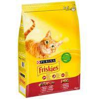 Friskies Comida gato buey 4kg