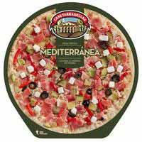 Tarradellas Pizza mediterrània 425g