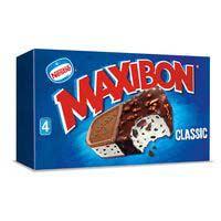 Nestlé Sandwich Maxibon nata 4u 600ml