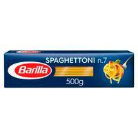 Barilla Spaguettoni nº 7 500g