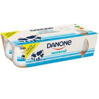 Danone Yogur natural 8x125g