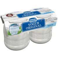 Danone Iogurt original natural 2x135g