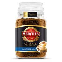 Marcilla Café crème express soluble descafeinado 200g