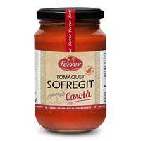 Ferrer Sofrito casero frasco 350g
