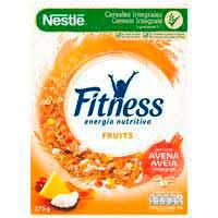 Nestlé Cereals Fitnes&Fruits 375g
