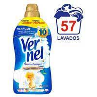 Vernel Suavizante concentrado bienestar 54 lavados 1,5l