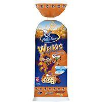 Weikis Brioix amb pepites de xocolata 240g