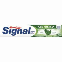 Signal Dentífrico verde familiar 75 ml