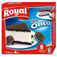 Royal Oreo pastís 215g