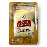 García Baquero Queso cabra lonchas 125g