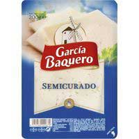 García Baquero Formatge mitja curació 200g