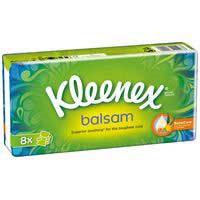 Kleenex Mocadors butxaca balsàmics 8+2