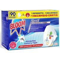 Bloom Insecticida antimosquitos Difusor eléctrico + recambio