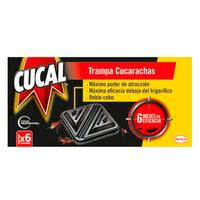 Cucal Trampa paneroles doble 6u
