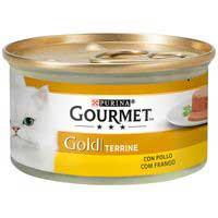 Gourmet Gold Menjar per a gat pollastre granja FRISKIES 85g