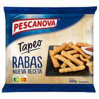 Pescanova Rabes de calamar 400g