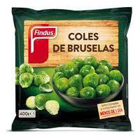 Coles de brussel-les FINDUS, bossa 400 g