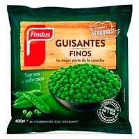 Findus Guisantes finos 400g