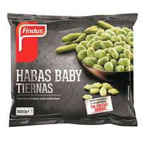 Findus Faves Baby 400g
