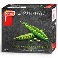 Findus Guisantes extrafinos 200g