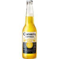 Coronita Cervesa ampolla 35,5 cl