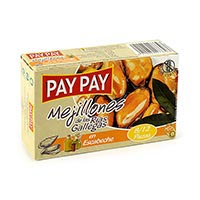 Pay Pay MMusclo escabetx 8/12 115g